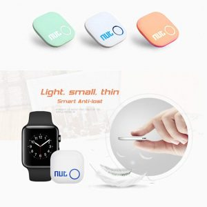 Decdeal BT Anti-Lost Tracker, GPS Smart Tag Wireless Alarm Locator for Kids, Phone, Key, Wallet,Luggage,Pets, GPS Tracker Device for iOS/Android(3 Color)